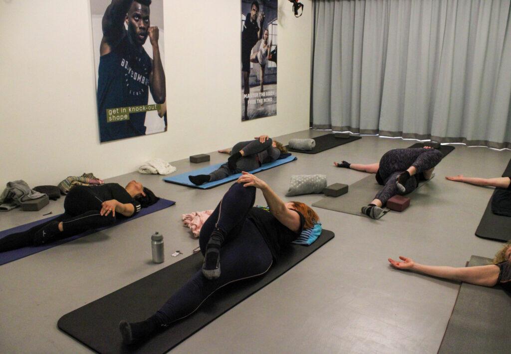 Pilates Den Haag